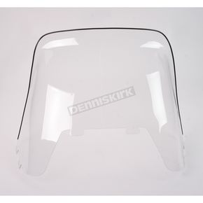 Sno-Stuff 15 1/2 in. Clear Windshield - 450-625