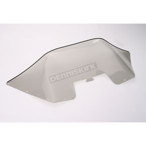 Sno-Stuff 10 1/4 in. Smoke Windshield - 450-519