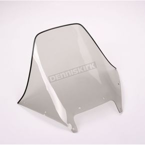 Sno-Stuff 13 1/2 in. Smoke Windshield - 450-640