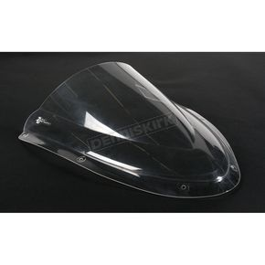 Zero Gravity Clear Double Bubble Windscreen - 16-704-01