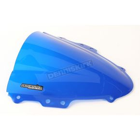 Hot Bodies Racing Grandprix Blue Windscreen - S04GS-WGP-BLU