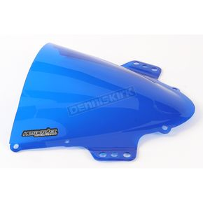 Hot Bodies Racing Grandprix Blue Windscreen - S05GS-WGP-BLU