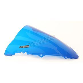 Hot Bodies Racing Grandprix Blue Windscreen - Y03R6-WGP-BLU