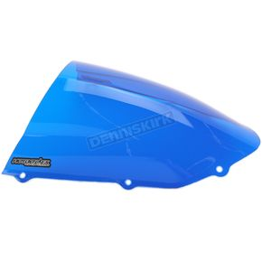 Hot Bodies Racing Grandprix Blue Windscreen - K0410R-WGP-BLU