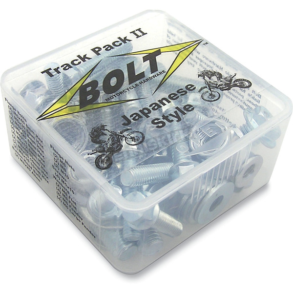Bolt Motorcycle Hardware Japanese Track Pack - 2003-6JTP