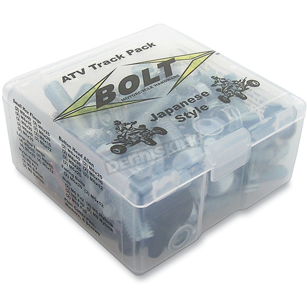 Bolt Motorcycle Hardware ATV Track Pack - 2007-6ATP