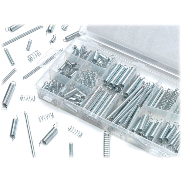 Performance Tool 200-Piece Spring Assortment - W5200
