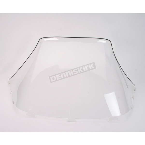 Sno-Stuff 23 in. Clear Windshield - 450-454