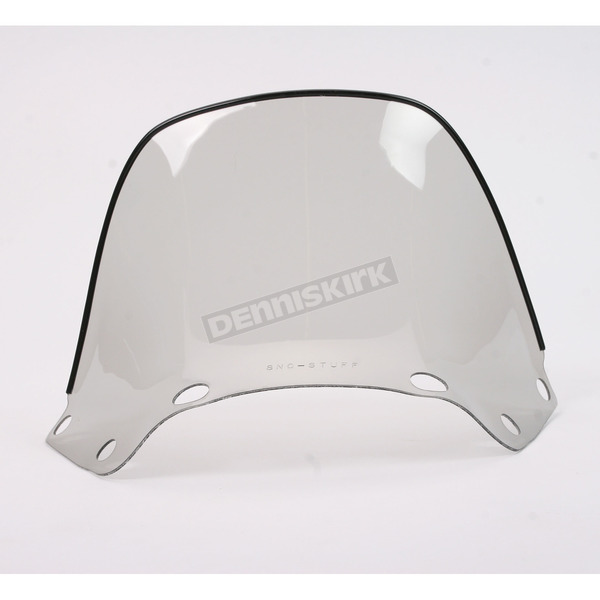 Sno-Stuff 10 in. Smoke Windshield - 450-628