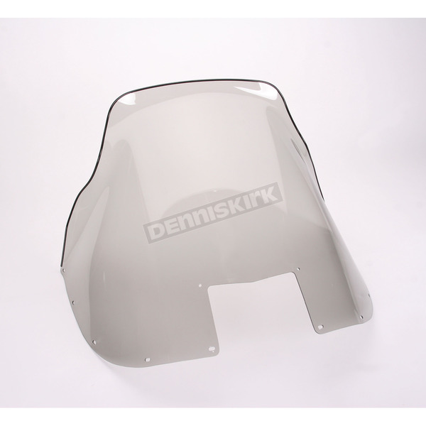 Sno-Stuff 21 1/4 in. Smoke Windshield - 450-155