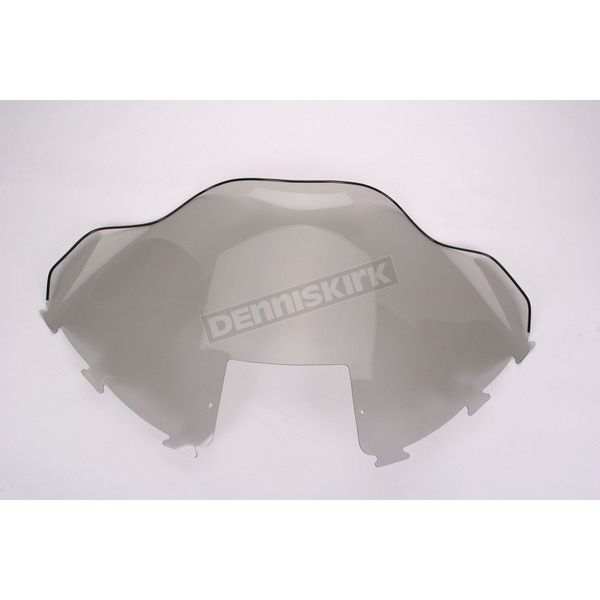 Sno-Stuff 15 1/2 in. Smoke Windshield - 450-151