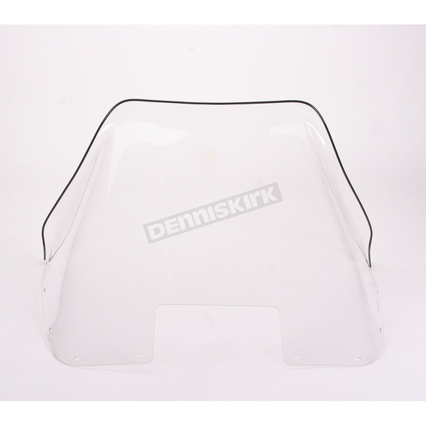 Sno-Stuff 18 1/2 in. Clear Windshield - 450-128