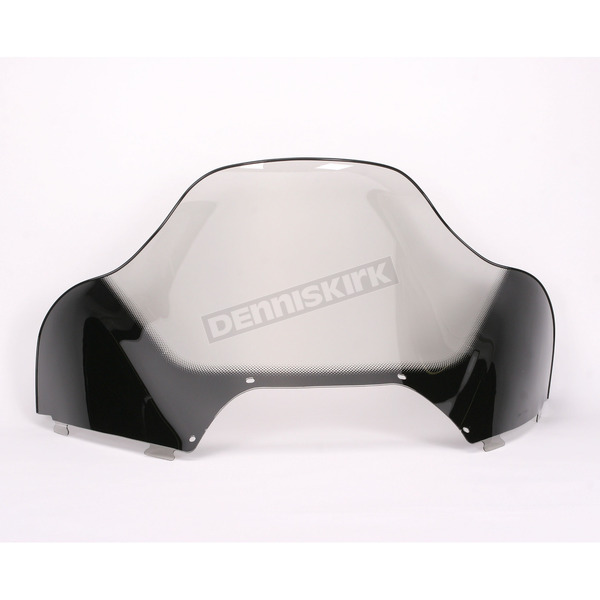 17 1/4 in. Smoke Windshield w/Black Gradient Graphics - 450-172-03
