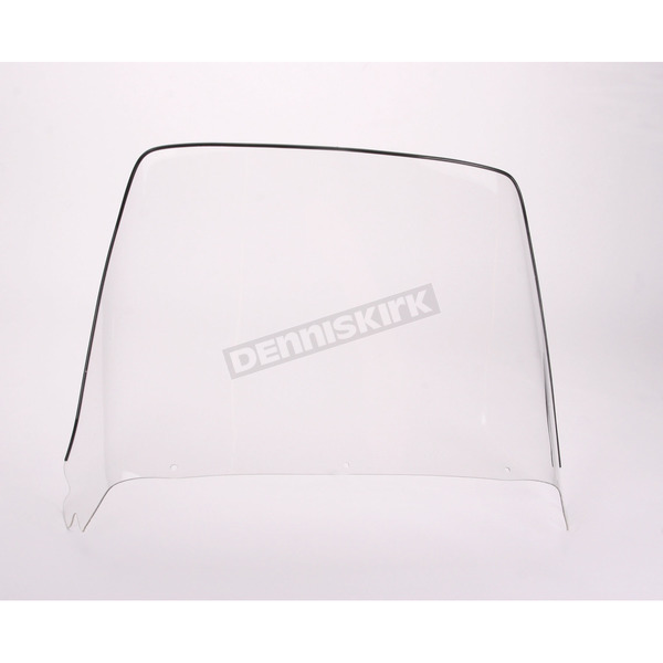 Sno-Stuff 17 1/4 in. Clear Windshield - 450-417