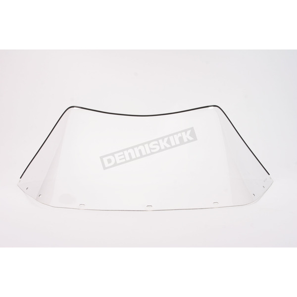 Sno-Stuff 15 3/4 in. Clear Windshield - 450-428