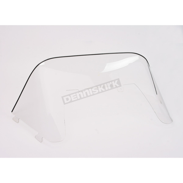 Sno-Stuff 7 in. Clear Windshield - 450-620