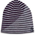 Heather Gray Contrast Beanie - 103384035111