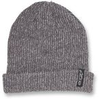 Gray Twisted Beanie - 10348400311