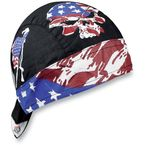 Vintage Patriot Flydanna Headwrap - Z549