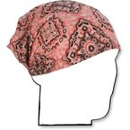 Pink Paisley Headwrap - HBW115