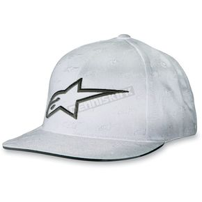 Alpinestars All Over White Hat - 620527-20-L/XL