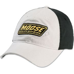 Moose Mud Boggtrotte Gray/Black Hat - 25011007