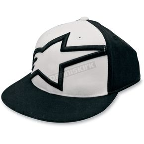 Alpinestars Black Big 210 Hat - 10108100610LXL