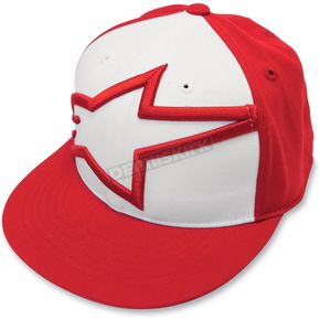 Alpinestars Red Big 210 Hat - 10108100630S/M