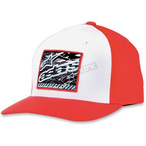 Alpinestars Red Epic Hat - 10308100435LXL