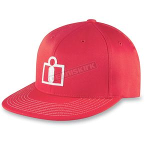 Icon Red Speed Proof Hat - 2501-1123