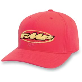 FMF Red The Don Hat - F31196106RDSM