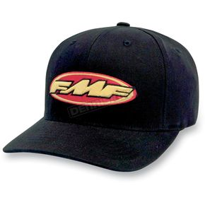 FMF Black The Don Hat - F31196106BKLXL