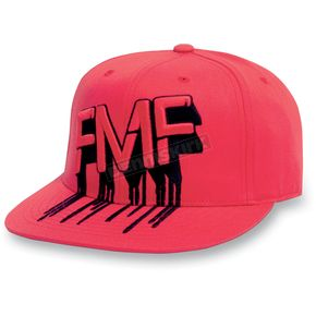 FMF Red Drip Hat - F31196101RDLXL