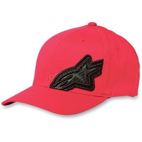 Alpinestars Red CF Astar Hat - 101281001030SM