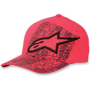 Alpinestars Red Develop Hat - 101281003030SM