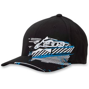 Alpinestars Black Decorum Hat - 10328100210LXL