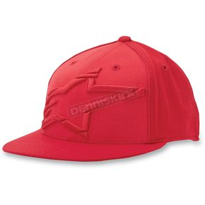 Alpinestars Red Jackson Hat - 10328101330LXL