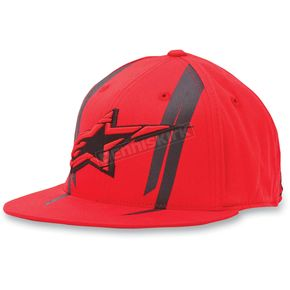 Alpinestars Red Official Hat - 10328101730LXL