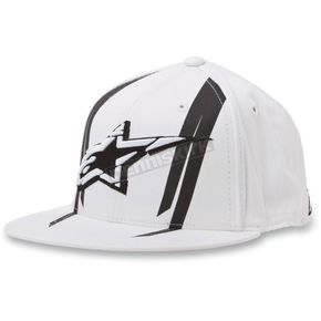 Alpinestars White Official Hat - 10328101720LXL