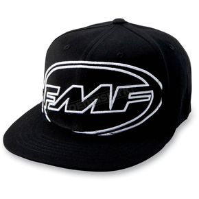 FMF Black Big Scatter Hat - F12196104BLKLXL