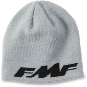 FMF Gray All Day Beanie - F32191101HGRONE