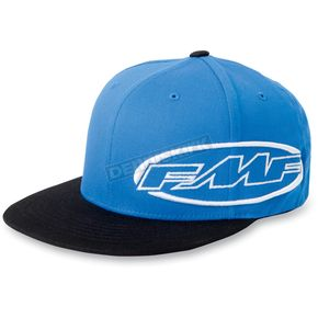 FMF Royal Blue El Toro Hat - F42196103RYLLX