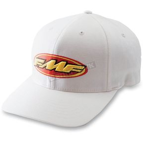 FMF White The Don Hat - F31196106WHTLX