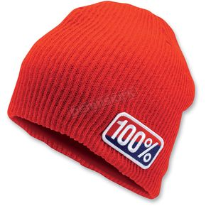 100% Red Indian Dunes Beanie - 20102-003-01
