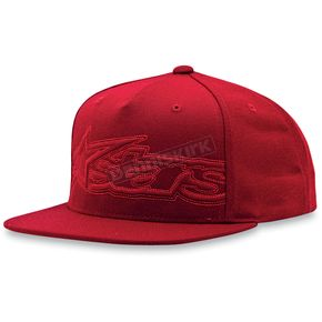 Alpinestars Red Extent Hat - 1013-8505230