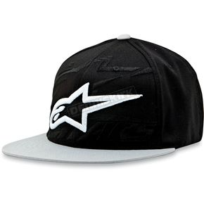 Alpinestars Black Seasoned Hat - 10138202910LXL