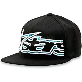 Alpinestars Black Polyblaze Hat - 1013-8203010LXL