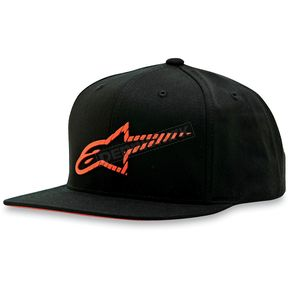 Alpinestars Orange/Black Reform Hat - 1013-8505340