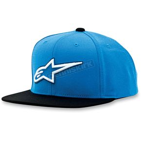 Alpinestars Blue Touchdown Hat - 1013-8505579