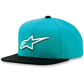 Alpinestars Teal Touchdown Hat - 1013-85055710